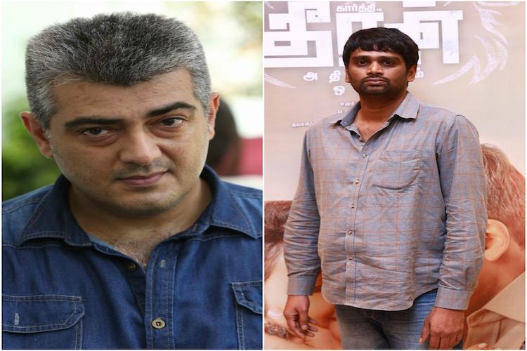 Thala 59 Ajith H Vinoths film most likely to roll from February 2019