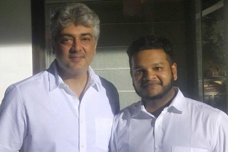 Ajith and Ghibran to work together