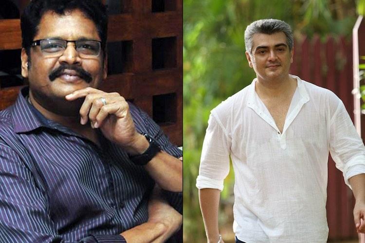 KS Ravikumar not directing Ajith in his next