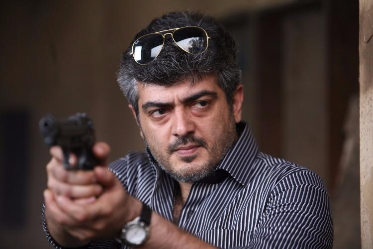 From callow young man to salt-and-pepper style icon The transformation of Ajith