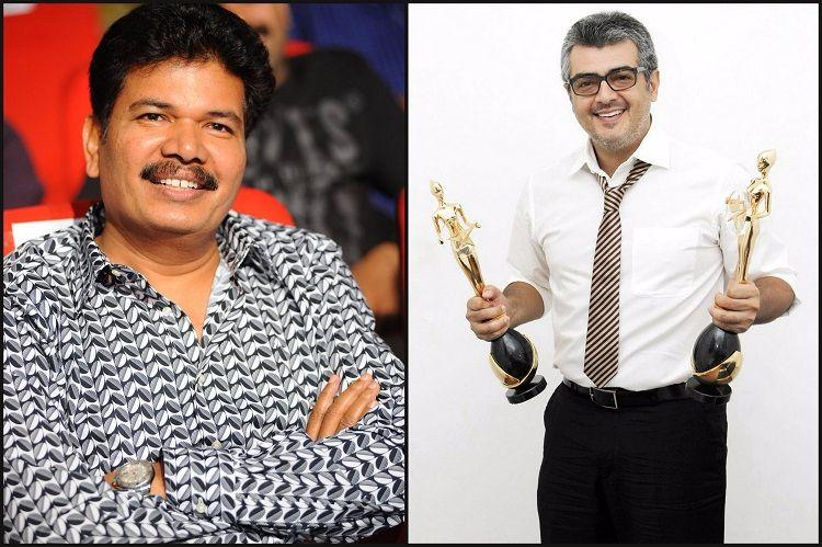 After 20 will Shankars next project star Ajith