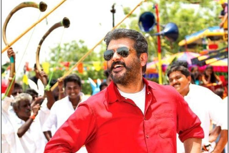 Ajith to speak Madurai Tamil in Viswasam