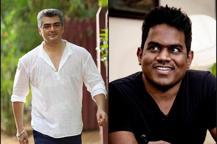 Yuvan for Ajiths next film with director Siva