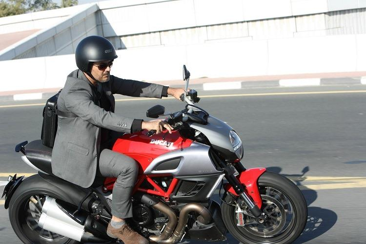 Bulgarian stuntman amazed at Ajiths bike-riding skills simplicity