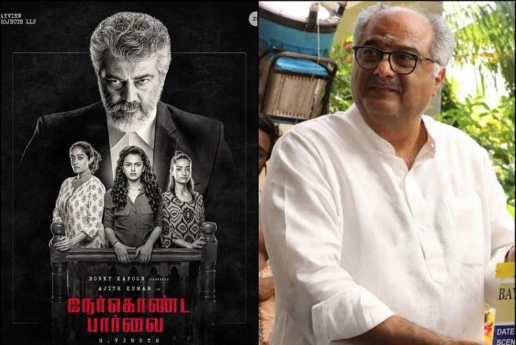 I have 3 action scripts in Hindi for Ajith Bollywood producer Boney Kapoor