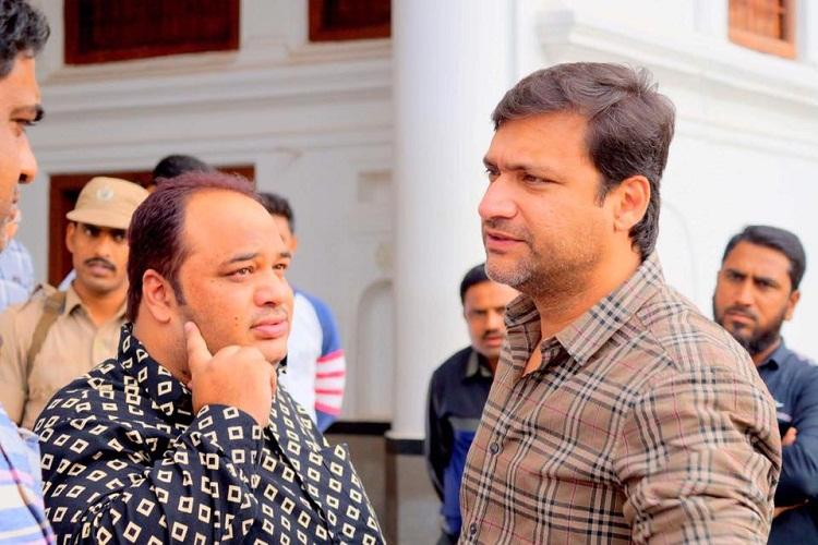 Akbar Owaisi allegedly stalls GHMC officials surveying land near his hospital for flyover