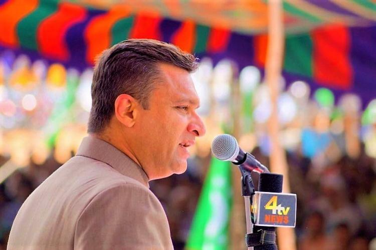 AIMIM MLA Akbaruddin Owaisi booked by Karimnagar police for alleged hate speech