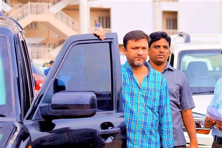 Row over alleged hate speech by Akbar Owaisi Telangana court asks cops to file FIR