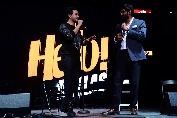 After a successful US tour Akhil Akkineni set to perform in Hyd on Dec 20