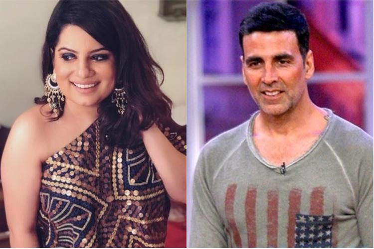 Comedian Mallika Dua slams Akshay Kumar for inappropriate comment gets trolled