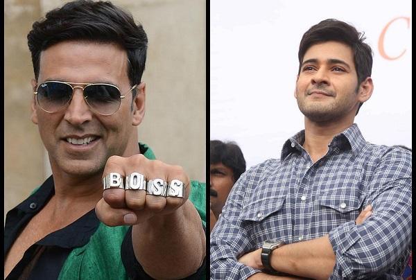 No Akshay Kumar in Mahesh Babus next but will Parineeti Chopra star