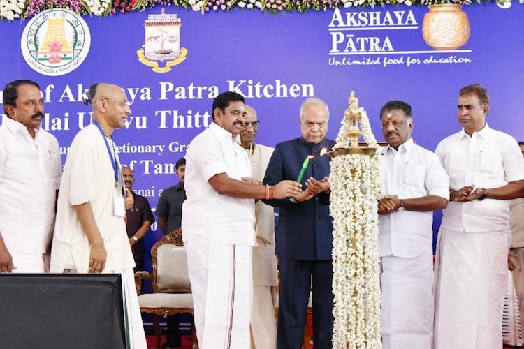 Akshaya Patra signs MoU with Chennai Corporation to feed over 27k school children