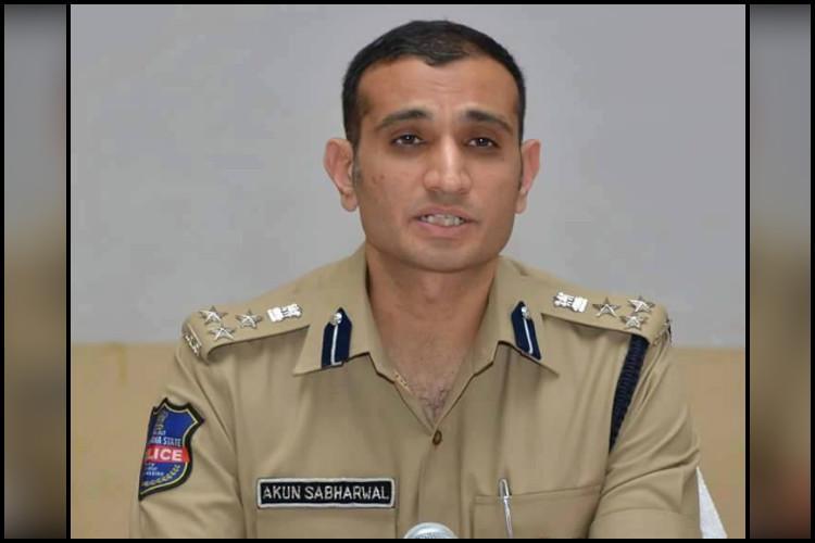 Telangana cop Akun Sabharwal probing Hyderabad drug racket gets threatening calls