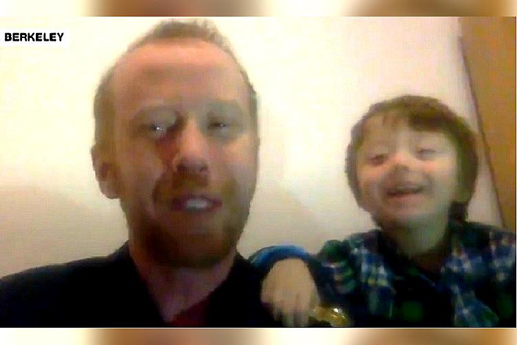 Al Jazeera has a BBC moment Child interrupts dads interview and its adorable