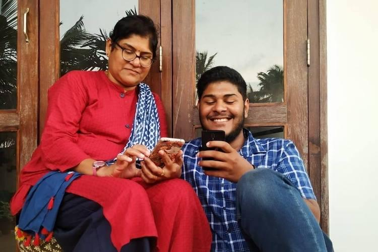 He was never active in SFI Alans mother Sabitha responds to P Jayarajans allegations
