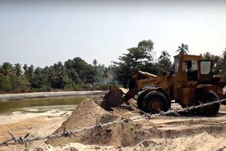 Watch How sand mining in Kerala is wiping out acres of land in this seaside village