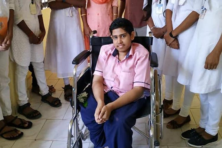 My disability is not a weakness Kerala boy moves SC to study medicine