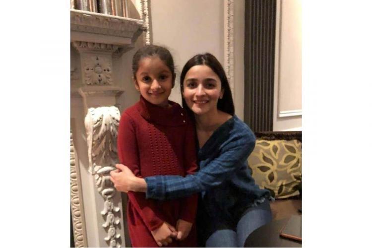 Alia Bhatt gifts outfit to Mahesh Babus daughter Sitara