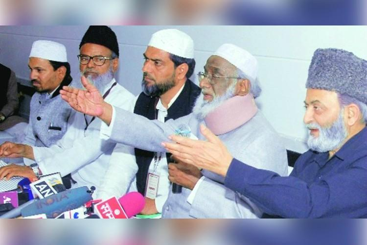 Remove flaws will welcome Triple Talaq bill Muslim Law Board tells govt