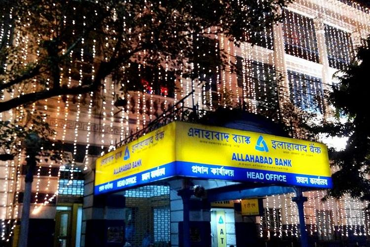 Allahabad Bank stock down 11 after reporting Rs 177482 crore Bhushan Power fraud