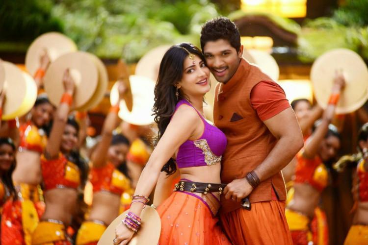 Shruti Haasan turns down Allu Arjuns offer