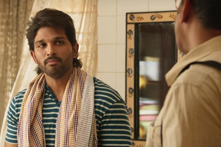 Ala Vaikuntapurramulo review Allu Arjun is smashingly good in Trivikrams family drama