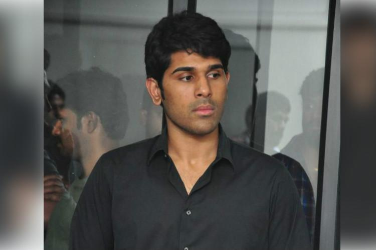 Excited about my first 100 cr project Allu Sirish on Suriya - Mohanlal starrer