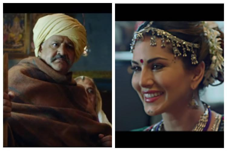 Watch Sunny Leone and Alok Nath team up for a funny anti-smoking video