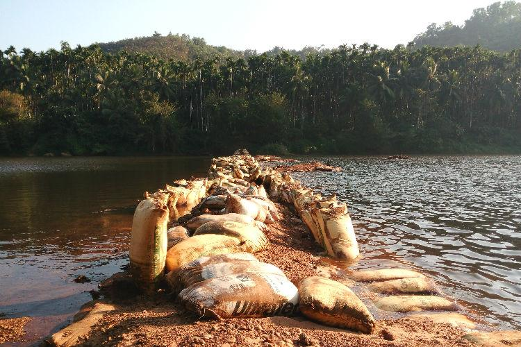 Death by apathy The govt has officially dropped lakhs of plastic sacks into this choking Kerala river