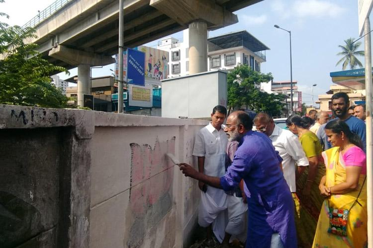 Post election frenzy Kerala candidates engage in cleaning up campaign waste