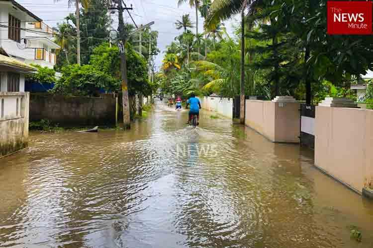 Kerala rains Power drinking water supply hit in Palakkad
