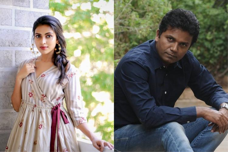 Amala Paul says Susi Ganesan misbehaved with her too supports Leena Manimekalai
