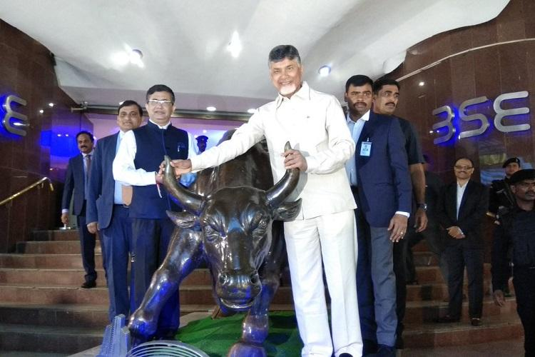 Amaravati bonds listed on Bombay Stock Exchange What this means for state