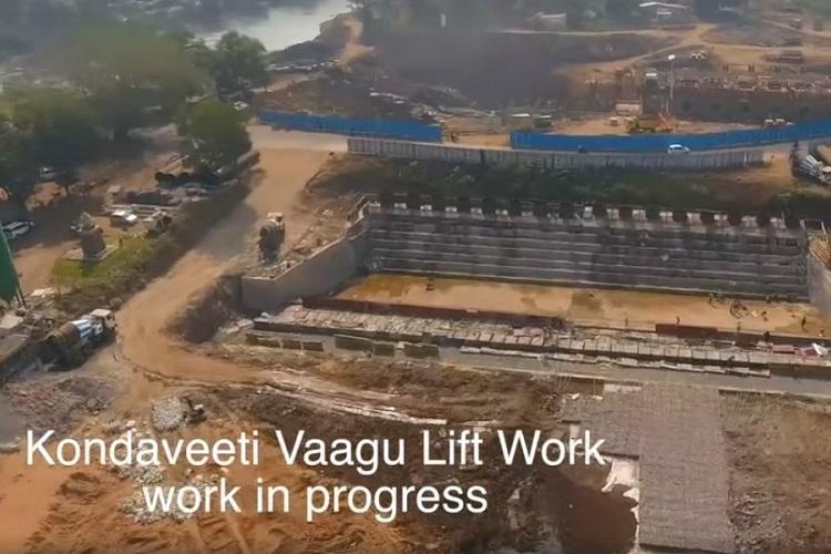 Wondering how much of Amaravati has been built This video will tell you