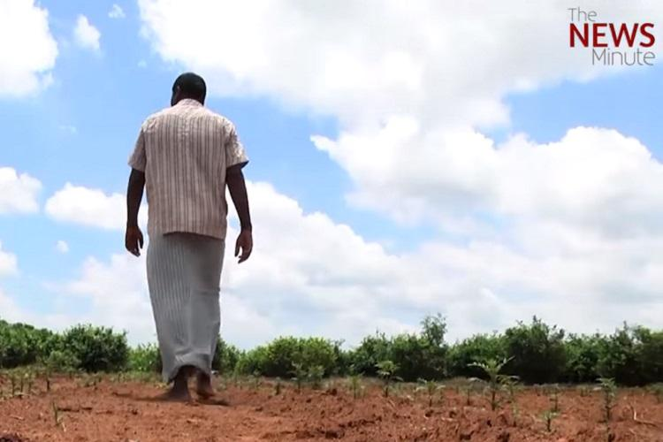 Watch Can the dream capital of Amaravati make space for the regions farmers
