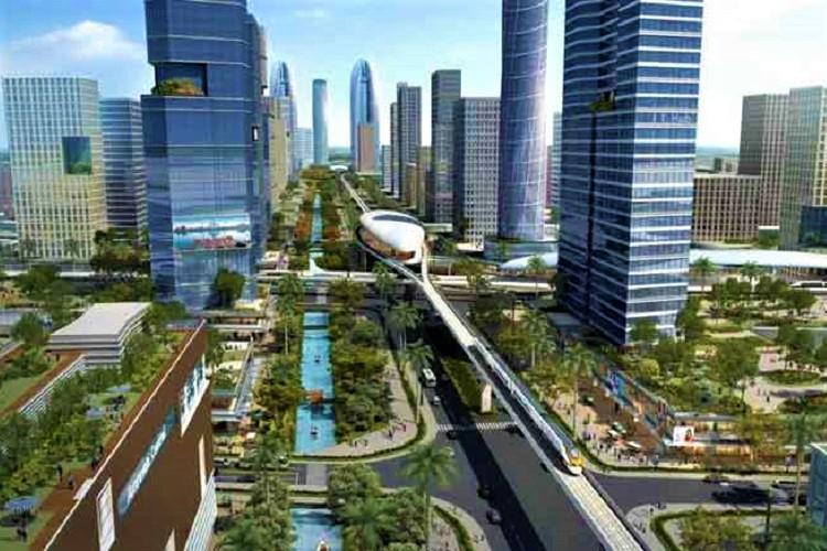 Amaravati Start Up Area with Singapore consortium cancelled by YSRCP govt