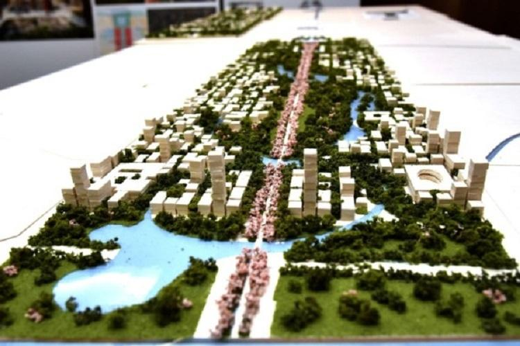 Singapore consortium to develop start-up area in Amaravati