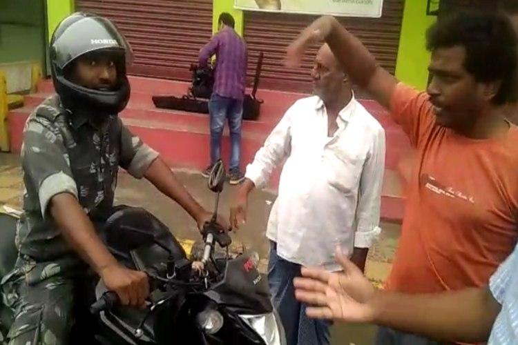 Amaravati villagers observe bandh protesting police high-handedness against women
