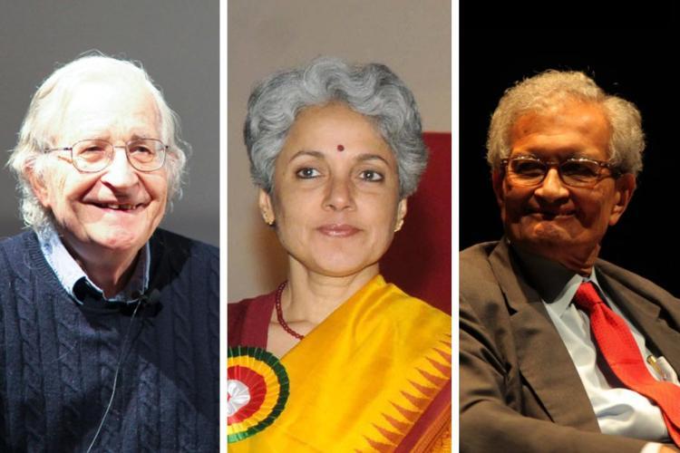 The 3 eminent personalities at Kerala Dialogue
