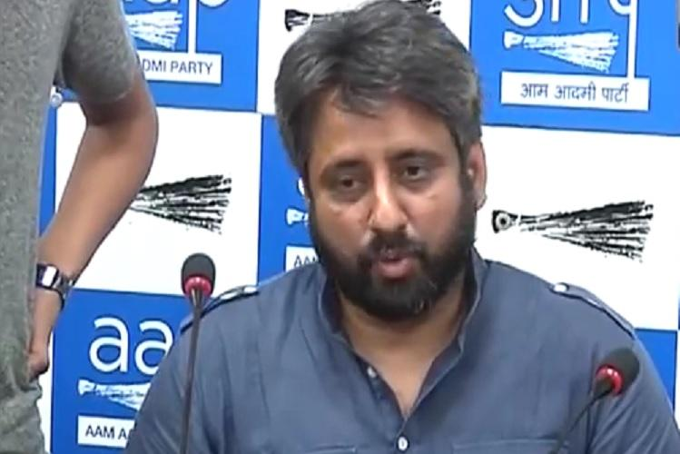 AAP MLA Amanatullah Khan arrested in sexual harassment case