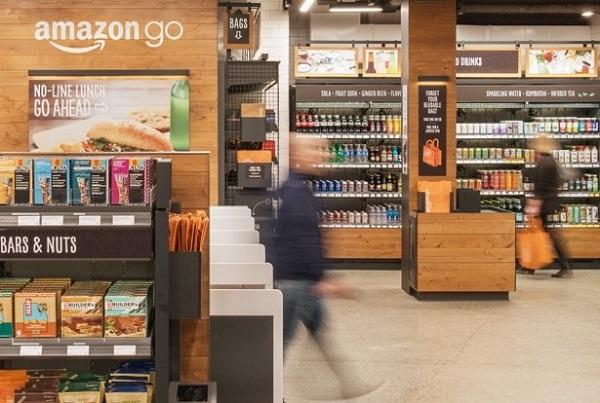 The future of shopping is here Amazon opens checkout-free grocery store