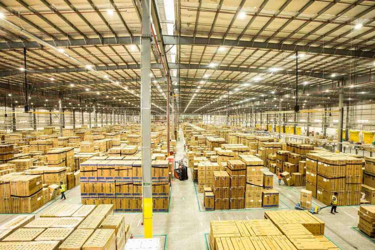 Amazon fulfillment centre in Kolar of Karnataka is largest in the country