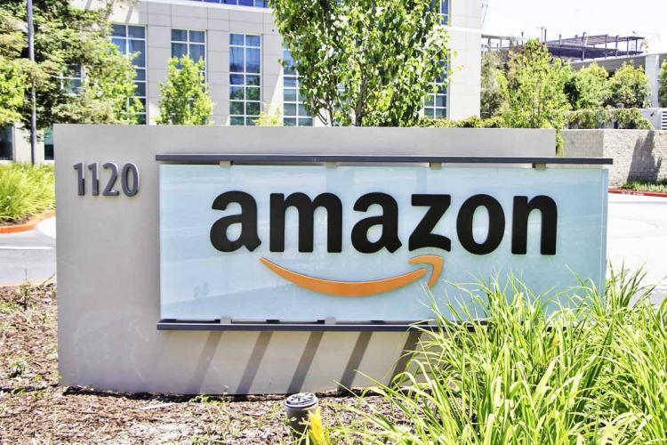 Amazon development centre in california