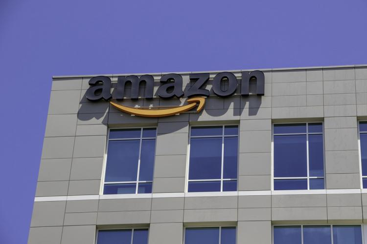 Amazon office building