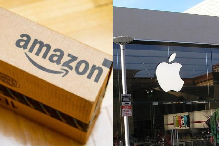 Apples deal to sell its products on Amazon win-win game for both Counterpoint