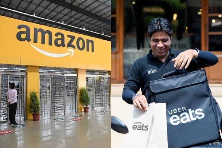 Amazon in talks to buy Uber Eats India business enter food delivery battle