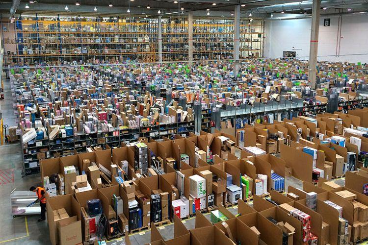 Laptops worth Rs 20 lakh stolen from Amazons warehouse in Telangana