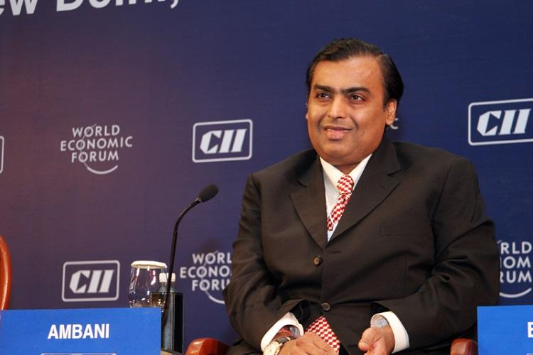 Reliance Industries surpasses TCS to become Indias most valued company