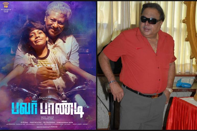 Ambareesh to play Raj Kirans role in Pa Paandi Kannada remake