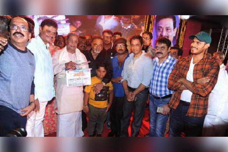 Its official Ambareesh plays Bheeshma in Kurukshetra